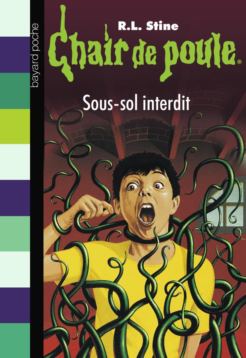 Couverture de «SOUS-SOL INTERDIT»