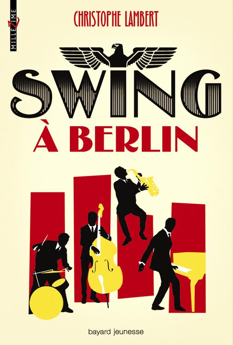 Couverture de «Swing à Berlin»