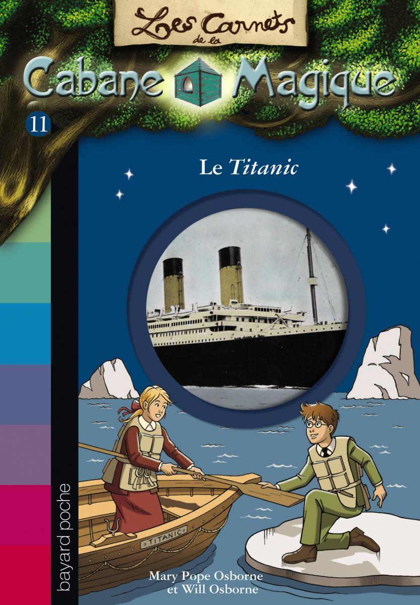 Couverture de «TITANIC»