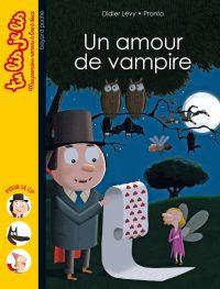 Couverture «UN AMOUR DE VAMPIRE»