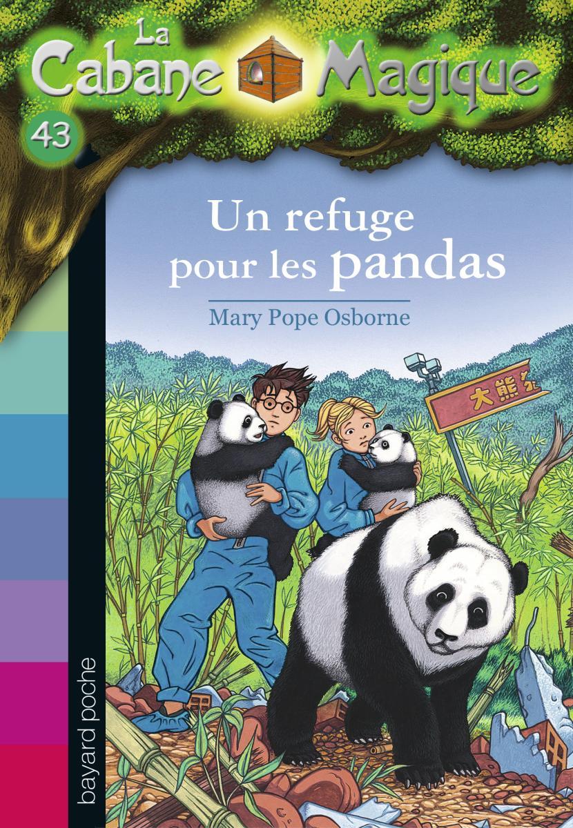 Couverture de «UN REFUGE POUR LES PANDAS»