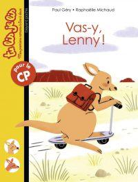 Couverture «VAS-Y, LENNY !»