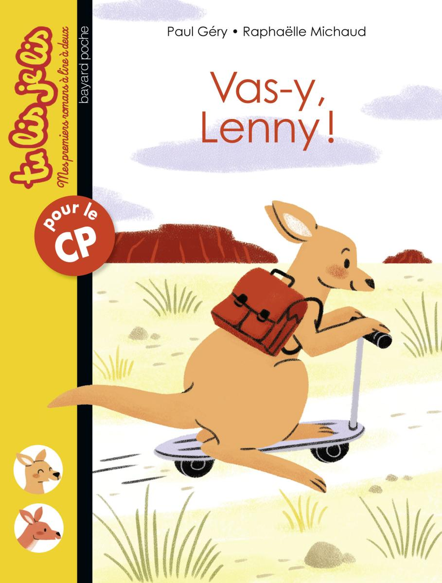 Couverture de «VAS-Y, LENNY !»