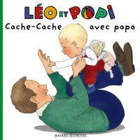 Couverture «CACHE-CACHE AVEC PAPA – N9»