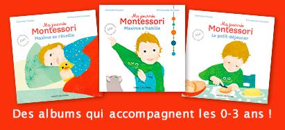 Ma journée Montessori