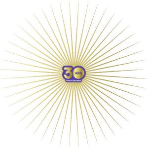 Logo 30 ans Bayard